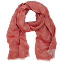 Buy Mulberry Tamara Cotton Silk Tree Print Wrap Online at johnlewis.com