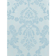 Buy Designers Guild Portia Flock Wallpaper Online at johnlewis.com