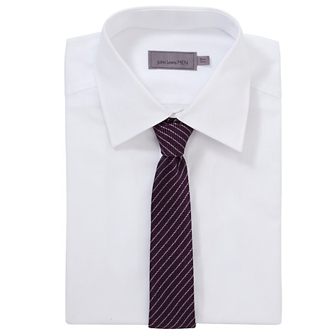 Buy Ted Baker Fine Stripe Tie Online at johnlewis.com