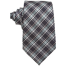 Buy Eton Plaid Silk Tie Online at johnlewis.com