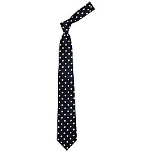 Buy Chester Barrie Large Dot Print Tie Online at johnlewis.com
