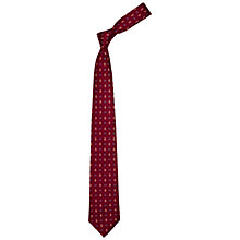 Buy Chester by Chester Barrie Textured Paisley Print Tie Online at johnlewis.com