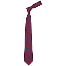 Buy Chester by Chester Barrie Small Fancy Check Tie Online at johnlewis.com