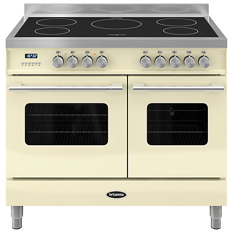 Buy Britannia RC-10TI-DE Delphi Induction Hob Range Cooker Online at johnlewis.com