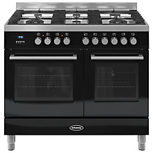 Buy Britannia RC-10TG-QL Q-Line Dual Fuel Range Cooker Online at johnlewis.com