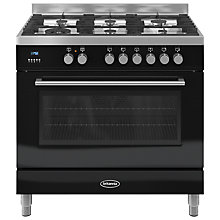 Buy Britannia RC-9SG-QL Q-Line Dual Fuel Range Cooker Online at johnlewis.com