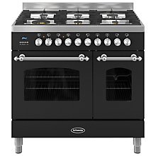 Buy Britannia RC-9TG-FL Fleet Dual Fuel Range Cooker Online at johnlewis.com
