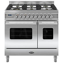 Buy Britannia RC-9TG-DE Delphi Dual Fuel Range Cooker Online at johnlewis.com