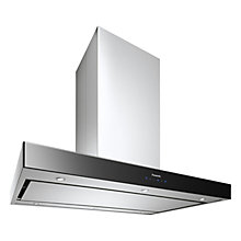 Buy Panasonic KH-B90FBC1 Island Chimney Cooker Hood, Stainless Steel Online at johnlewis.com
