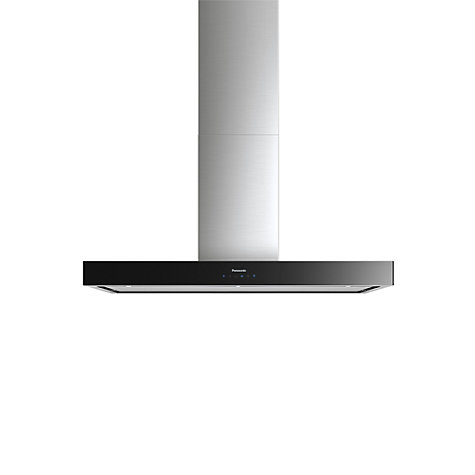 Buy Panasonic KH-B90FBW1 Chimney Cooker Hood, Stainless Steel Online at johnlewis.com
