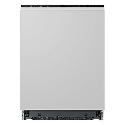 Buy Panasonic NP-B6V1FIGB Integrated Dishwasher Online at johnlewis.com