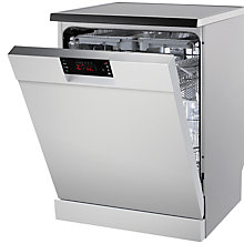 Buy Samsung DW-FG720S/XEU Dishwasher, Silver Online at johnlewis.com