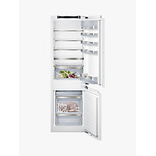 Buy Siemens KI86SAF30G Integrated Fridge Freezer, A++ Energy Rating, 56cm Wide Online at johnlewis.com