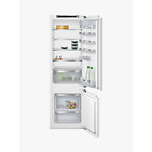 Buy Siemens KI87SAF30G Integrated Fridge Freezer, A++ Energy Rating, 56cm Wide Online at johnlewis.com