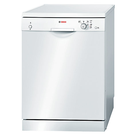 Buy Bosch SMS40T42UK Dishwasher, White Online at johnlewis.com