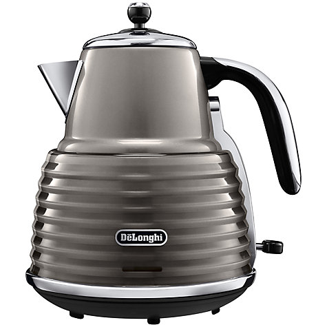 Buy DeLonghi Scultura Kettle Online at johnlewis.com