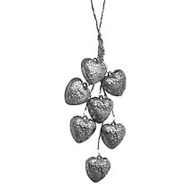 Buy Hanging Hearts, Bunch of 7 Online at johnlewis.com