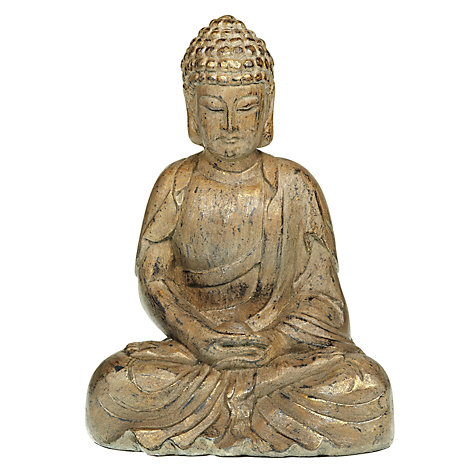 Buy John Lewis Sitting Buddha Online at johnlewis.com