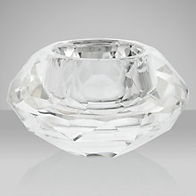 Buy Parlane Crystal Tealight Holder Online at johnlewis.com