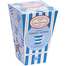 Buy Hope & Greenwood Terrific Toffees Sharing Box, 250g Online at johnlewis.com