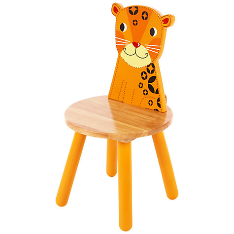 Buy Tidlo Chair, Leopard Online at johnlewis.com