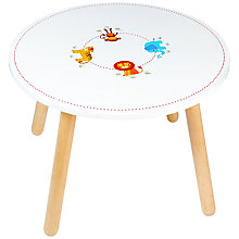 Buy Tidlo Jungle Animal Table Online at johnlewis.com