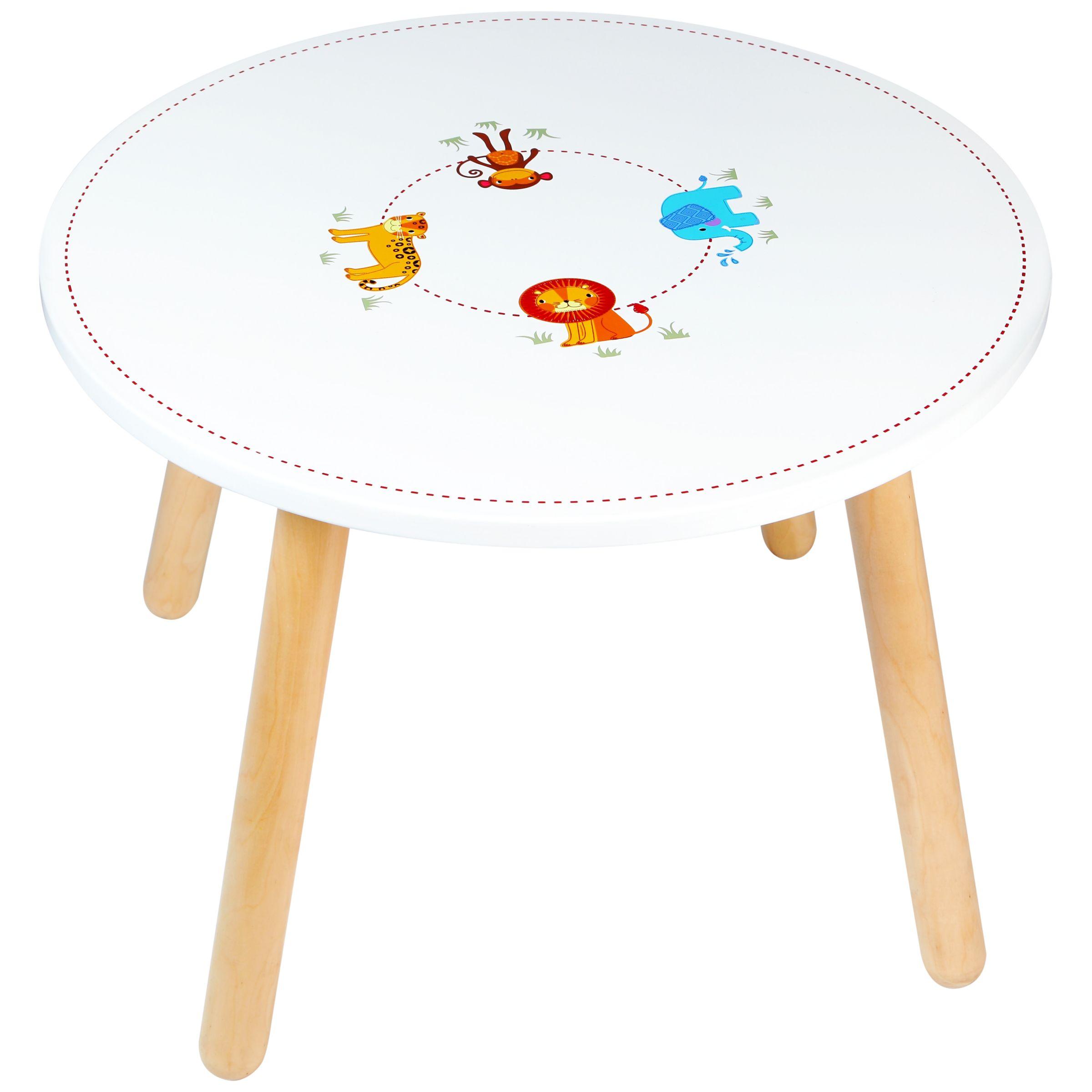 Tidlo Tidlo Jungle Animal Table