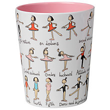 Buy Tyrrell Katz Ballet Beaker, Multi Online at johnlewis.com