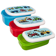 Buy Tyrrell Katz Working Wheels Snack Pot, Multi Online at johnlewis.com