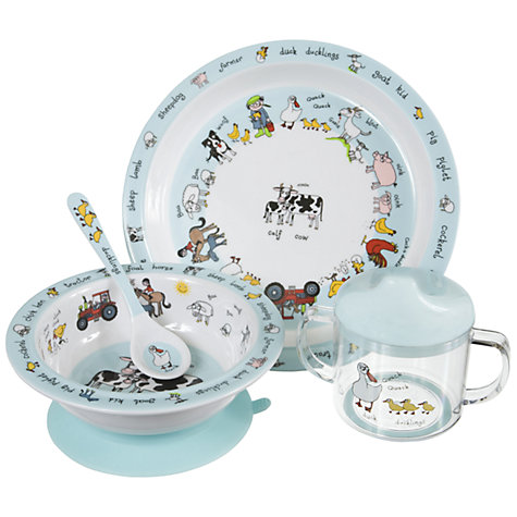 Buy Tyrrell Katz Farmyard Feeding Set Online at johnlewis.com