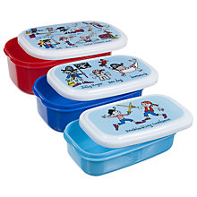 Buy Tyrrell Katz Pirates Snack Pot, Multi Online at johnlewis.com