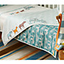 Buy Baby Joule On the Farm Quilt, Bumper and Toy, Blue Online at johnlewis.com