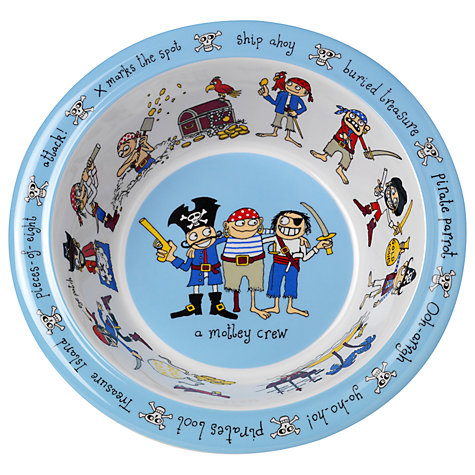 Buy Tyrrell Katz Pirate Bowl, Multi Online at johnlewis.com