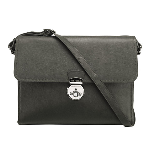 Buy OSPREY LONDON Hayworth Cross Body Handbag Online at johnlewis.com