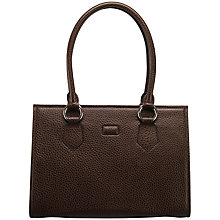 Buy OSPREY LONDON Lansbury Grab Handbag Online at johnlewis.com