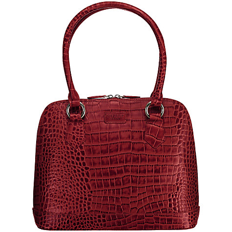 Buy OSPREY LONDON Shoulder Ladybug Handbag Online at johnlewis.com