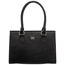 Buy OSPREY LONDON Lansbury Leather Shoulder Handbag Online at johnlewis.com