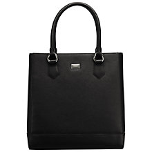 Buy OSPREY LONDON Carlyle Leather Tote Bag Online at johnlewis.com