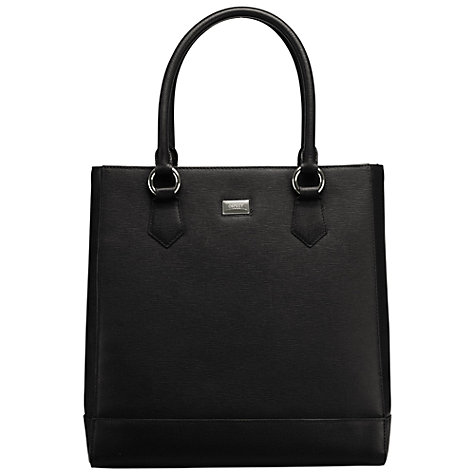 Buy OSPREY LONDON Carlyle Leather Tote Handbag Online at johnlewis.com