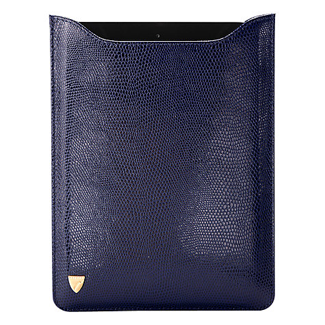 Buy Aspinal of London iPad Mini Sleeve Online at johnlewis.com