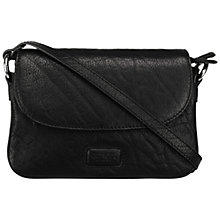 Buy OSPREY LONDON The Monroe Leather Across Body Bag Online at johnlewis.com