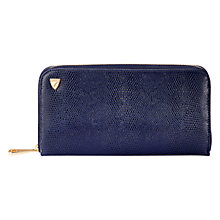 Buy Aspinal of London Continental Zip Around Leather Clutch Wallet Online at johnlewis.com
