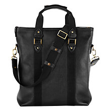 Buy Aspinal of London Leather W1 Tote Travel Bag Online at johnlewis.com