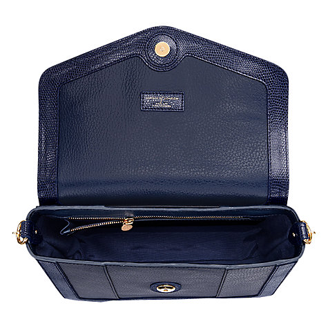 Buy Aspinal of London Victoria Leather Shoulder Bag Online at johnlewis.com
