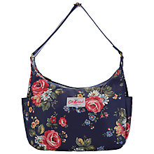 Buy Cath Kidston Everyday Cotton Bag, Kentish Rose Online at johnlewis.com