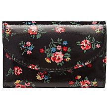 Buy Cath Kidston Mini Curve Wallet, Kew Sprig Online at johnlewis.com