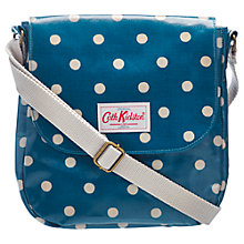 Buy Cath Kidston Mini Messenger Handbag Online at johnlewis.com