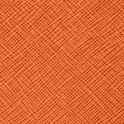 Saffiano Burnt Orange