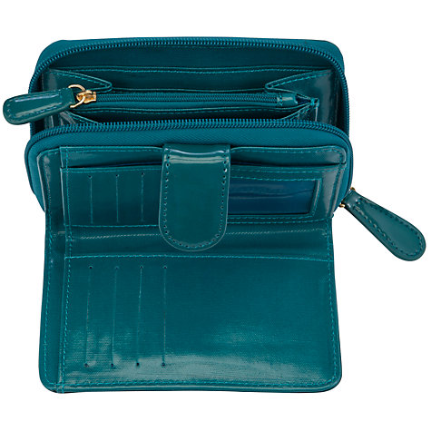 Buy John Lewis Shapes Ziparound Purse Online at johnlewis.com
