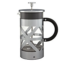 Buy John Lewis Decorative Cafetiere, 8 Cup Online at johnlewis.com